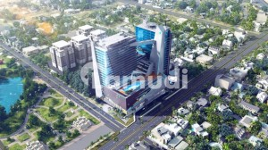 Two Bed Residential Flat For Sale In J7 Emporium Islamabad B-17
