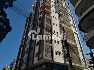 Apartment 1100 Square Feet West Open Prime Location Of Allama Iqbal Road PECHS Block2