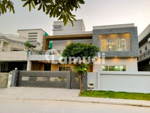 One Kanal Brand New Dream Palace House available for sale