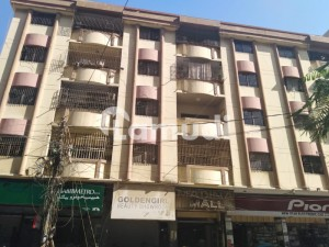 5 Rooms Apartment 1800 Square Feet West Open Prime Location Of Sir Syed Road PECHS Block3