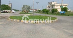 5 Marla Plot For Sale In Punjab Ext Block At Chinar Bagh