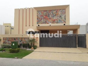 1 Kanal Brand New Bungalow For Sale In Dha Phase 6 B Block Hot Location