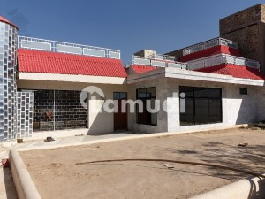 600 Square Yards House For Sale In Shahbaz Town Phase 3