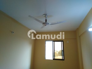 In Manzoor Colony Flat Sized 90 Square Yards For Rent