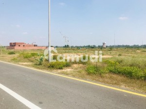 8 Marla Plot For Sale In CDECHS