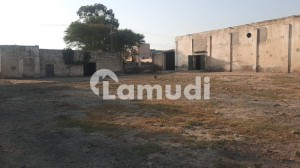 3 Acr Factory For Rent On Sheikhupura Road Bhattia Wala Stop