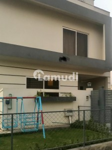 5 Marla House For Sale Proper Corner With Extra Land