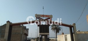 Residential Plot Is Available For Sale In Tando Adam Bypass