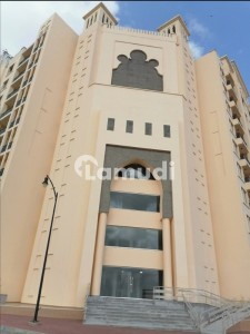 1100 Sq Feet Apartment For Sale In Bahria Heights