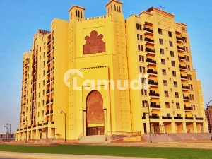 Flat Is Available For Sale In Bahria Town Karachi