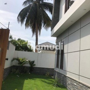 Extraordinary Designer House Brand New Top Of The Line  Bungalow For Sale Most Prime Location