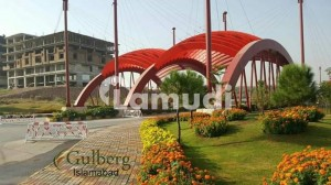 Gulberg Residencia Islamabad Size 1 Kanal Plot File Available For Sale On Installments