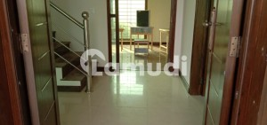 A Nicely Build 10 Marla House Is Available For Rent In DHA Phase 4 Lahore