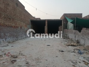 4950  Square Feet Warehouse In Ghulam Mohammad Abad Is Best Option