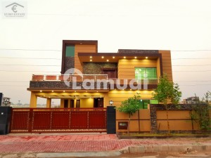 Amazing 7 Bed 22 Marla House Is Available For Sale With Large Lawn