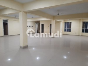 F-8 Markaz 4000 Square Feet Commercial Space Is Available For Rent