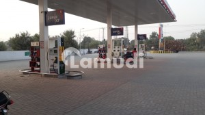 4 Kanal Petrol pump For Sale