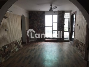 Lower Ground Portion Is Available For Rent In F-10 Islamabad