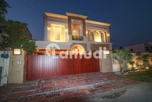 Syed Brothers Offers 1 Kanal Brand New Victorian Spanish Design Fully Furnished House For Sale