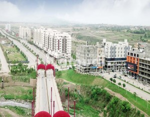 1 kanal plot on 4 years of easy installments in Gulberg Islamabad