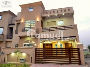 Luxury 5 Bed House For Sale In Bahria Town With Back Open To Park