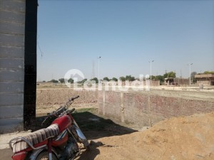 120 Sq Yard Plot For Sale Available In Block 1 Bismillah City Extension