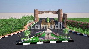 Plot For Sale In Khyber City Housing Society