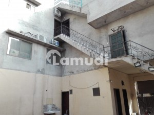 168 Square Feet Flat In Saeed Colony For Rent