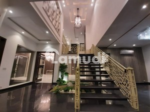 1 Kanal Luxurious Upper Portion  Is Available For Rent In Phase 5 Block B
