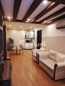 Luxury Furnished 1 Bed Flat Is Available For Rent