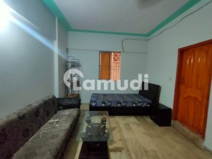 1050  Square Feet Flat In D.H.A For Sale