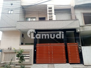 Lower Portion Sized 5.5 Marla Is Available For Rent In Rehman Gardens