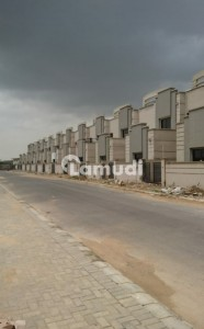 120 Sq. Yard One Unit  Double Storey House For Sale