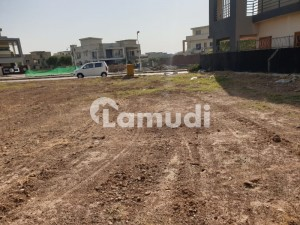 10 Marla With 4 Marla Extra Land Paid Available In Bahria Town Phase 8 Block C