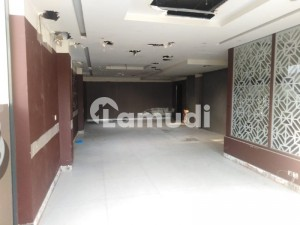 900 Sq Ft Commercial Shop Available For Rent On Mm Alam Road