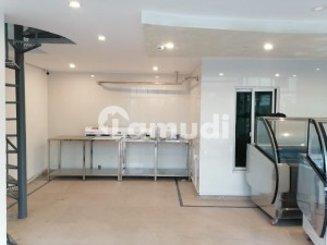 4 Marla Ground Mezzanine For Rent In Dha Phase 3 Block Y