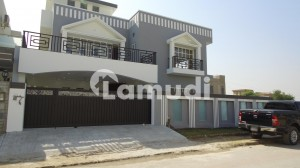 Brand New 1 Kanal House Is Available For Sale In Sector B Dha Phase 2 Islamabad