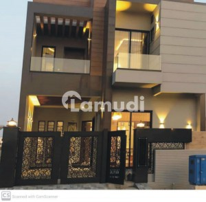 10 Marla Brand New House For Sale In Sector M 2A Lake City Lahore