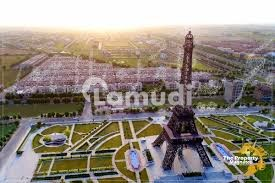 10 MARLA PLOT AVAIALABLE IN BAHRIA TOWN LAHORE
