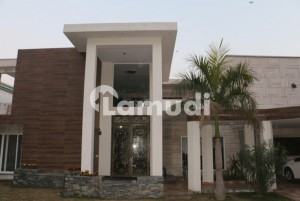 Lavish Design Fully Furnished 2 Kanal Bungalow For Rent In Low Budget