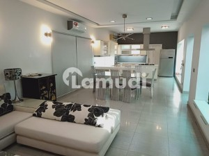 Modern Design 1 Kanal Fully Furnished Bungalow For Rent At Prime Location