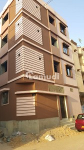 Lavish Luxury Ground Floor Flat Is Available For Sale In Sector 5a1 North Karachi