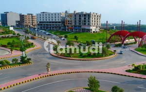 Gulberg Greens 5 Kanal Farmhouse Land Plot In Block B Hot Location For Sale