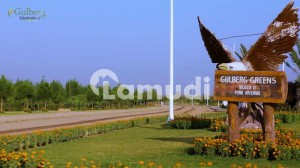 Gulberg Greens 5 Kanal Farmhouse Land Plot In Block D Hot Location For Sale