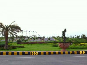 Gulberg Greens 4 Kanal Farm House Land In Block D Hot Location For Sale