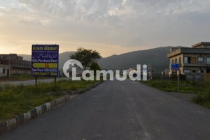 Residential Plot Is Available For Sale In E-12