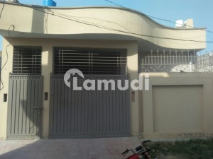 5 Marla House For Sale In Buktiyar Garden