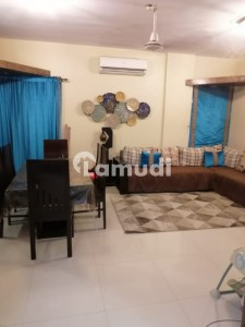 Flat Available For Sale At Kda Scheme 1