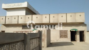 Sahiwal Bypass Factory Sized 11700  Square Feet