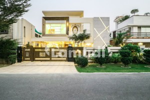 Full Basement With Snooker Club And Home Theater 1 Kanal House For Sale